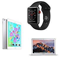 アマゾンでiPad ProやMacBook Air、Apple Watchが特選タイムセール中。価格コムと変わらないかも。