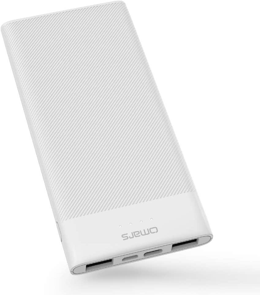 アマゾンでOmars USBC モバイルバッテリー10000mAhが959円。