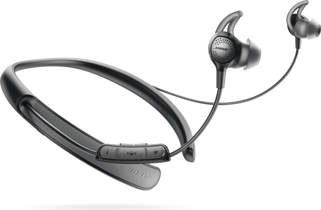アマゾンでBose QuietControl 30 wireless headphones ワイヤレスノイズキャンセリングイヤホンが特選タイムセール。すぐにぶっ壊れる。