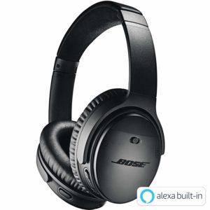 アマゾンでBose QuietComfort 35 wireless headphones II ワイヤレスノイズキャンセリングヘッドホンが特選タイムセール。