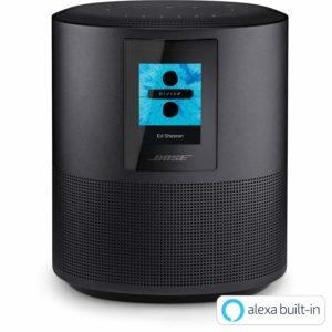 アマゾンでBOSE HOME SPEAKER 500 スマートスピーカー Amazon Alexa搭載 トリプルブラックが特選タイムセール中。