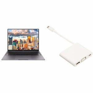 アマゾンで重厚長大なノートPC、HUAWEI Matebook X Pro/Core i5/8GB メモリ/256GB SSD/Win 10/13.9インチが特選タイムセール。