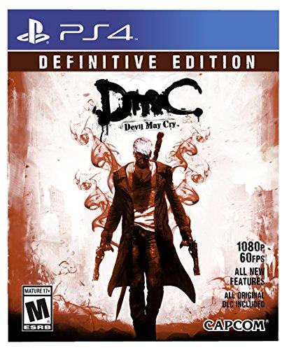 アマゾンでDMC Devil May Cry Definitive Edition (輸入版:北米) – PS4がタイムセール中。