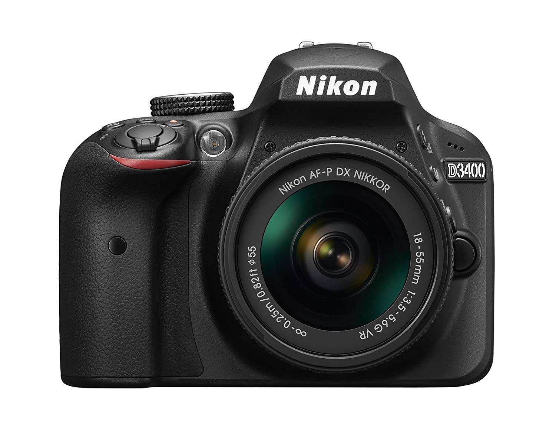 アマゾンでNikon デジタル一眼レフカメラ D3400、パナソニックコンデジ ルミックス TZ85がタイムセール中。