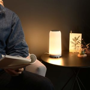 アマゾンでナイトライト ベッドサイドランプ AUKEY ランプシェード 常夜灯 間接照明 テーブルランプ LT-T7の割引クーポンを配信中。