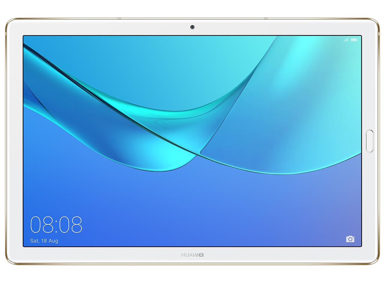 アマゾン限定モデルのHuawei 10.8インチ MediaPad M5 10 タブレット ※Wi-Fiモデル RAM4GB/ROM32GB 7500mAhがセール中。