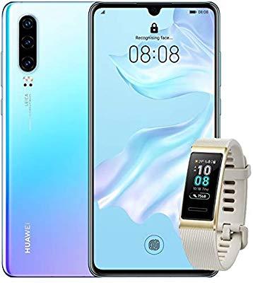 アマゾンでHuaweiのP30、liteなどのスマートフォン、mediapadタブレット、BANDスマートウォッチがセール中。