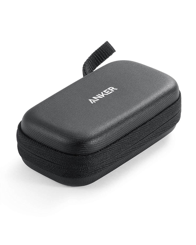 アマゾンでAnker PowerCore 10000用ハードケース(モバイルバッテリー用 プレミアムPUレザーケース)がタイムセール。間違いなくいらない。