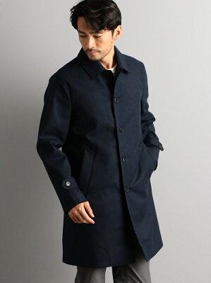 楽天ブランドアベニューでUNITED ARROWSのBegin掲載のNM シンダウン フラノ ステンカラーコートが半額以下セール。