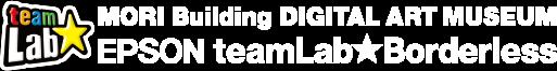 バイトルでエプソンチームラボボーダレスが抽選で2000組4000名に当たる。~10/22。