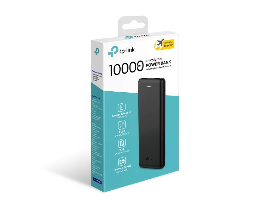 アマゾンでTP-Link モバイルバッテリー 10000mAh  TL-PB10000がセール中。