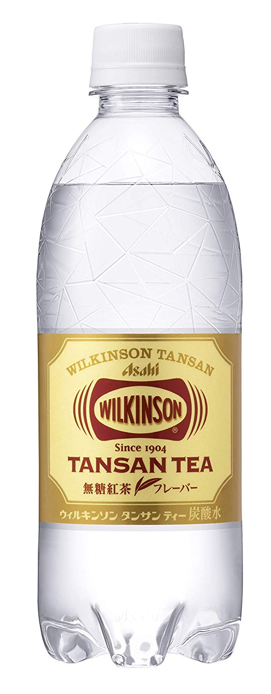 アマゾンでアサヒ飲料 ウィルキンソン タンサン ティー 500ml×24本がタイムセール中。