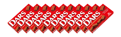 DARSの学割でDARS(ミルク)1年分(30個)が抽選で1,200名に当たる。携帯代1年分相当のAmazonギフト券が12名に当たる。~6/30。