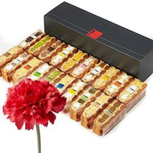 アマゾンで生チョコショコラナッツ&ワッフルケーキが特選タイムセール。母の日フラワー付き。