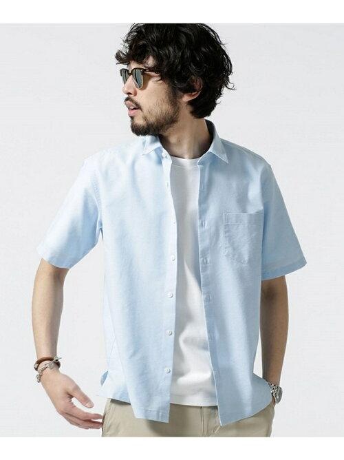 楽天ブランドアベニューであまりかっこよくないシャツが何故か売れている。nano・universe フレンチリネンミニレギュラーシャツ 半袖が実質4000円以下でセール中。