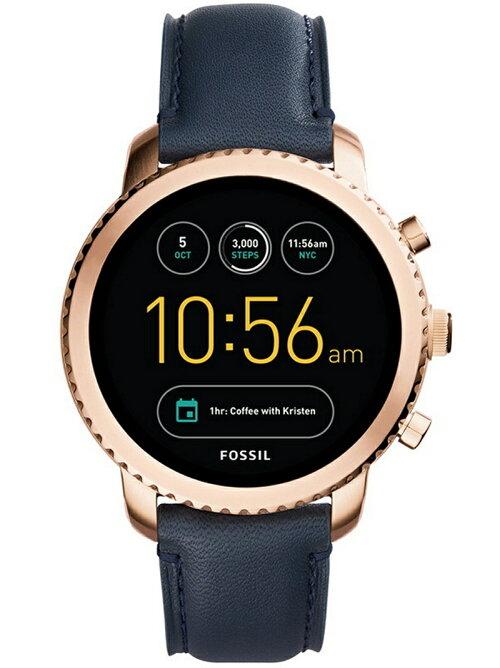 楽天ブランドアベニューでFOSSILのおしゃれ時計、スマートウォッチが2-3割OFF&ポイント大量付与で値下がり半端ない。