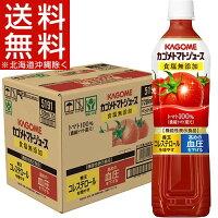 楽天スーパーDEALでカゴメトマトジュース 食塩無添加 スマートPET(720mL*15本入)が3340円、ポイント20倍。そもそも720mlでコスパが悪い。