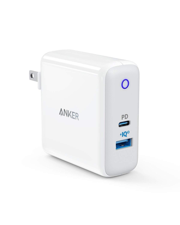 アマゾンでAnker PowerPort ll PD 30W PD+PowerIQ 2.0がタイムセール中。
