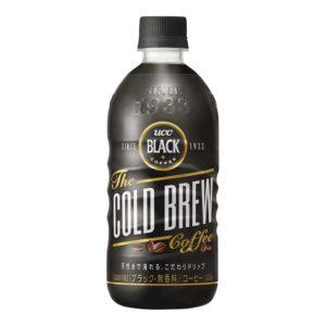 アマゾンでUCC ブラック コーヒー コールドブリュー 無糖 500ml×24本が半額セール中。