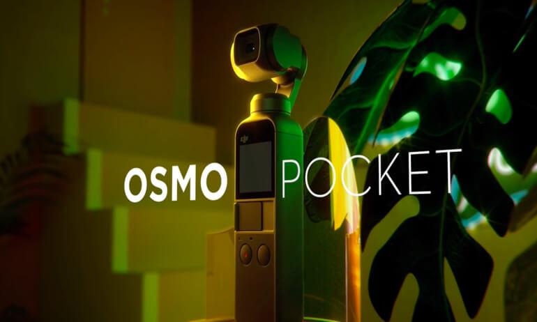 超小型4Kジンバルカメラ「DJI Osmo Pocket」が中華通販サイトでぶっちぎりのコスパへ。