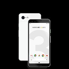 Googleストアで「Pixel 3 XL」が6割引で121000円⇒45000円の大幅安売りへ。SD845/RAM4GB。