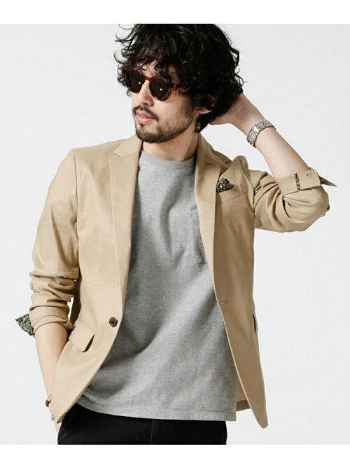 楽天ブランドアベニューでnano・universe ダメリーノHerdman Linenジャケットが20%OFFセール。