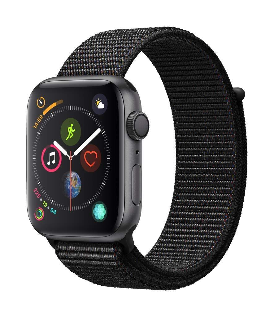 アマゾンでApple Watch Series 3/4(GPSモデル)が特選タイムセール中。更にイオンカード・d払い20%バックで価格コムより1万円も安い。