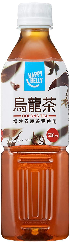 アマゾンプライベートブランドのHappy Belly お茶各種 500ml×24本が20%OFFクーポンを配信中。