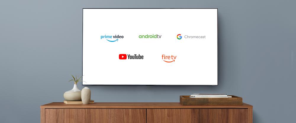 アマゾンとGoogleの映像サービスが相互に利用可能へ。YouTubeがFire TVで、Amazonプライム・ビデオがChromecastで視聴可能に。7/9~。