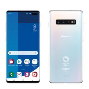 ドコモが1万台限定の「Galaxy S10+ Olympic Games Edition SC-05L」を11.5万円で発売へ。6.4インチ/SD855/8GB/128GB/防水おサイフケータイ。7/24~。