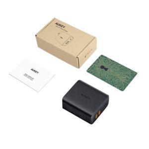 アマゾンでAUKEY 急速充電器 アダプタ wall charger 36W PA-D2の割引クーポンを配信中。