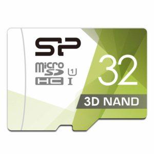 アマゾンでシリコンパワー microSDXC 3D NAND搭載モデルがセール中。