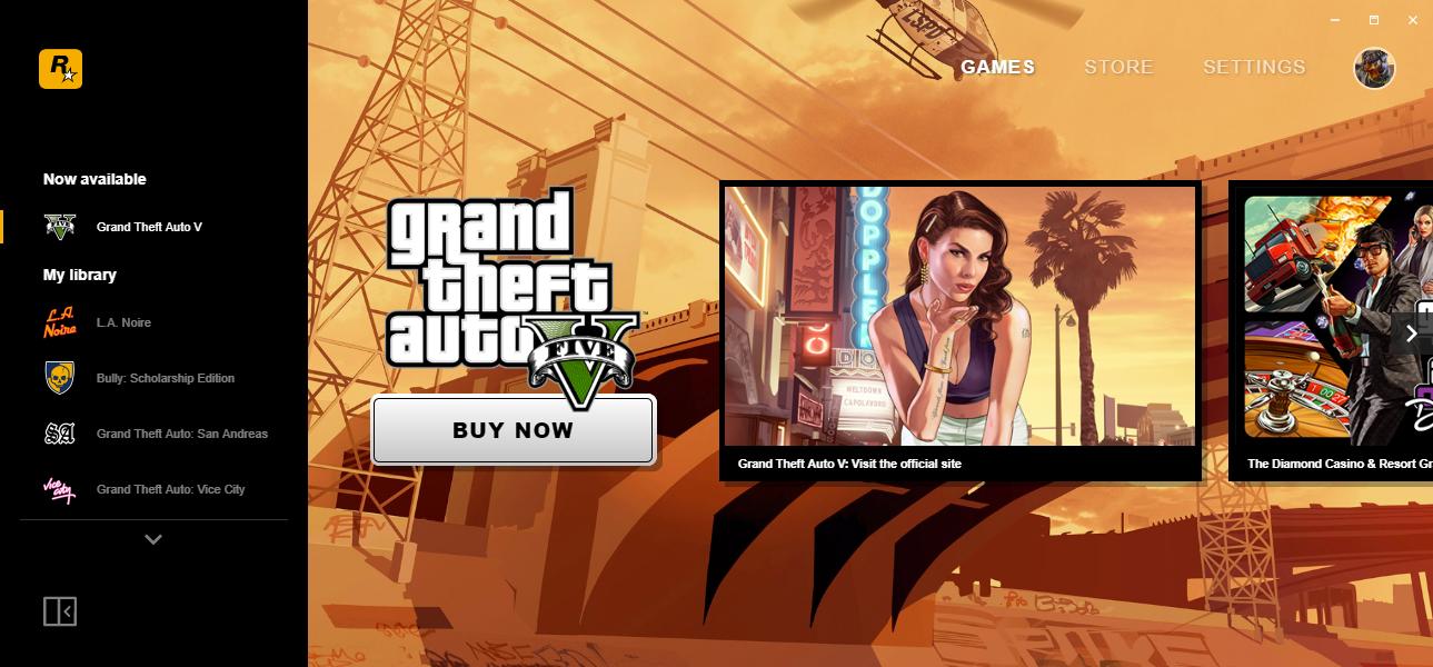ロックスター・ゲームスでPC版「グランド・セフト・オート・サンアンドレアス」がもれなく貰える。