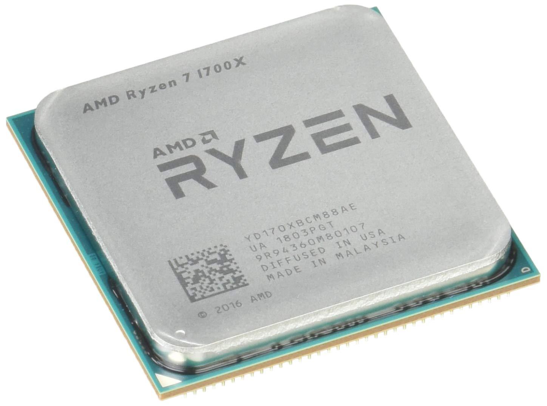 アマゾンでAMD CPU Ryzen7 1700Xが値下がり中。カカクコム最安値へ。