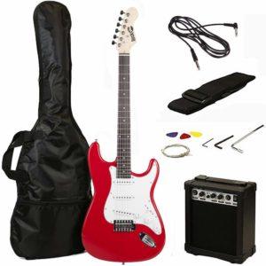 【誤表記】アマゾンでRockJam 6 STスタイルエレキギタースーパーパックやドラムセットが1000円以下。