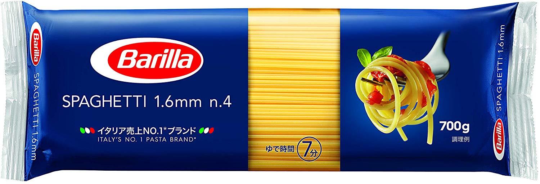 【誤表記速報】アマゾンでバリラスパゲッティ、6.3kgが1387円。