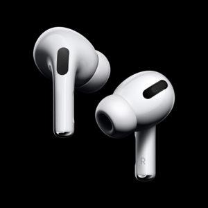 AppleがAirPods Proを発売へ。27800円。10/30~。うどんらしさが消え、ウツボットに似る。