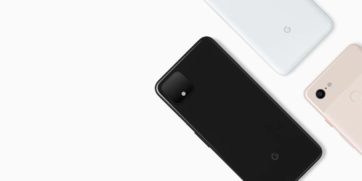 GooglePixel4が発表へ。64GBが9万円から。5.7インチ/SD855/6GB/64or128GB/16MP+12.2MP/8MP/防水/イヤホンジャックなし。XLは6.3インチ。10/24kara