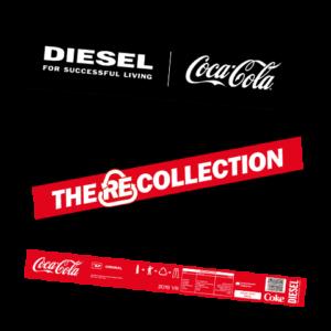 コカ・コーラが渋谷で無料。DIESEL x COCA-COLAの巨大リサイクルボックスが1日限定で渋谷に出現。10/14 11時~18時。