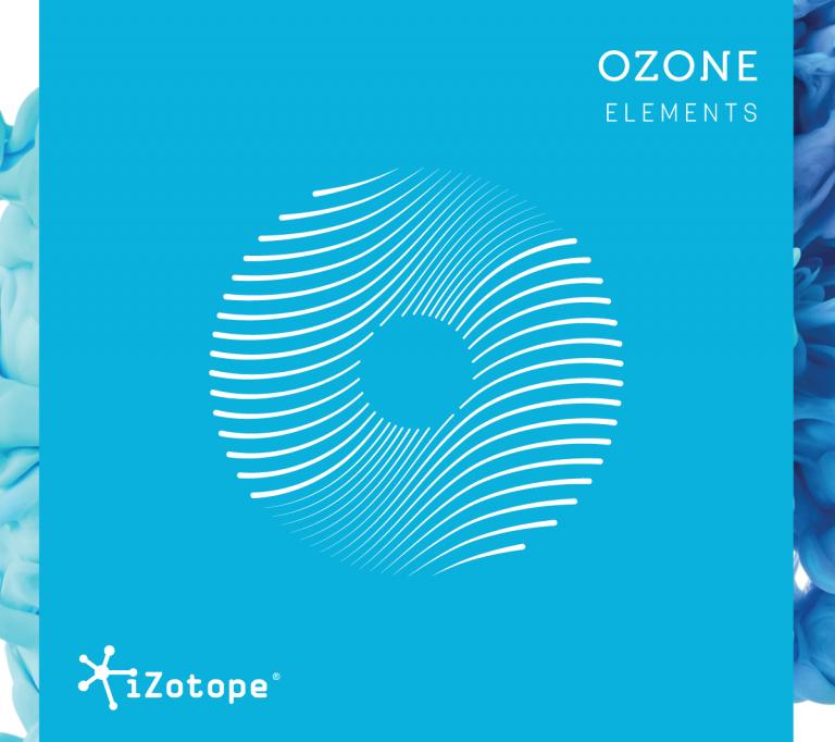 iZotope Ozone 8 Elementsが先着300名にもれなく貰える。~10/2 17時。