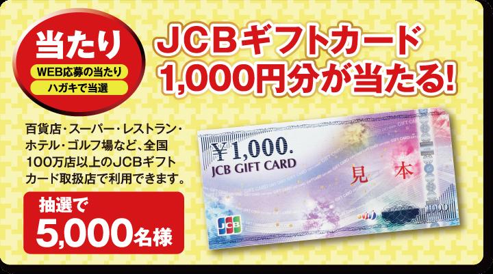 伊藤ハムを買うと、JCBギフトカードが抽選で5000名に当たる。~12/16。