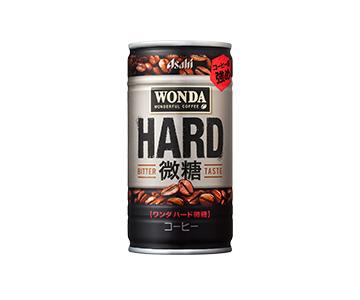 アマゾンで缶コーヒー、アサヒ飲料 「ワンダ」ハード微糖 185g ×30本の割引クーポンを配信中。