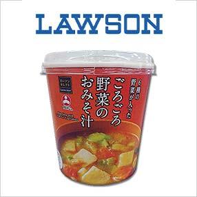 auスマートパスプレミアムでローソンセレクト おみそ汁・スープが抽選で16万名に当たる。