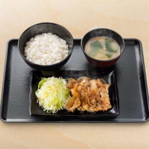 吉野家で定食を実質110円引き、更に40%バックで食べる方法。豚生姜定食が603円⇒実質264円。
