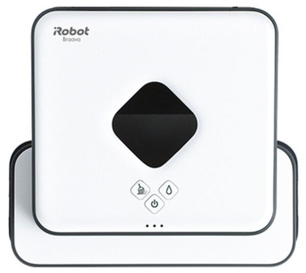 家電レンタルのRentioでiRobot 床拭きロボット ブラーバ 390jが2週間レンタルで3980円⇒1980円。~11/10。