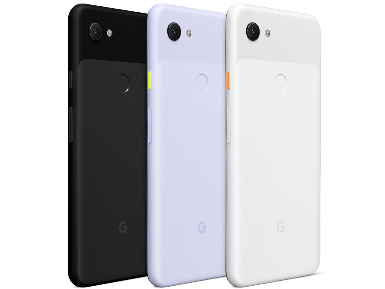 Googleストア公式でPixel 3a XLが22000円引きの6.1万⇒3.9万。~12/31。