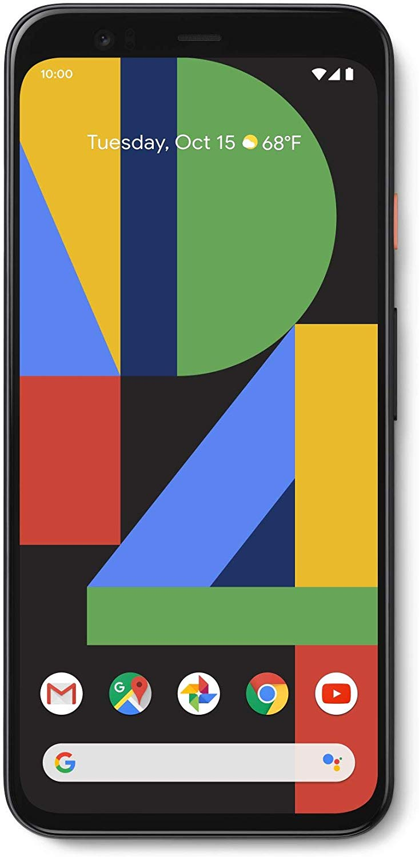 米国アマゾンでGoogle Pixel 4 64GB版が220ドル安で販売中。おサイフケータイ無し。