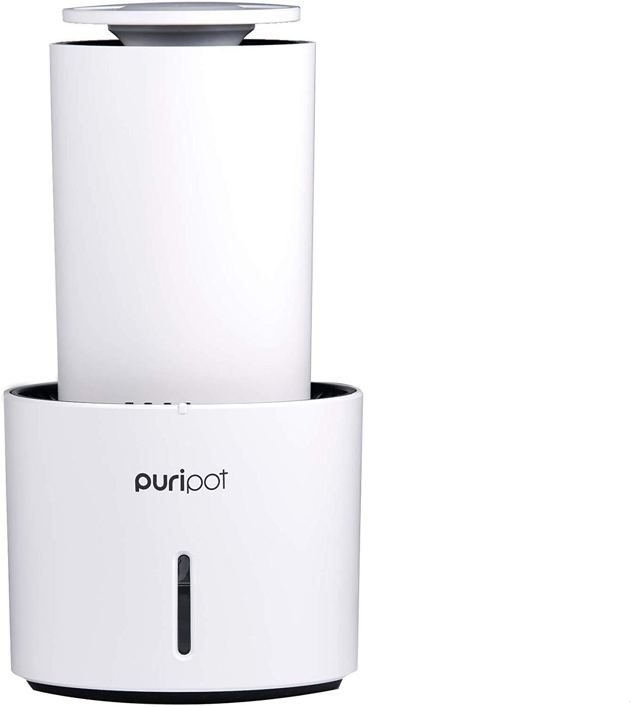 アマゾンでPuripot 空気清浄機が無料。