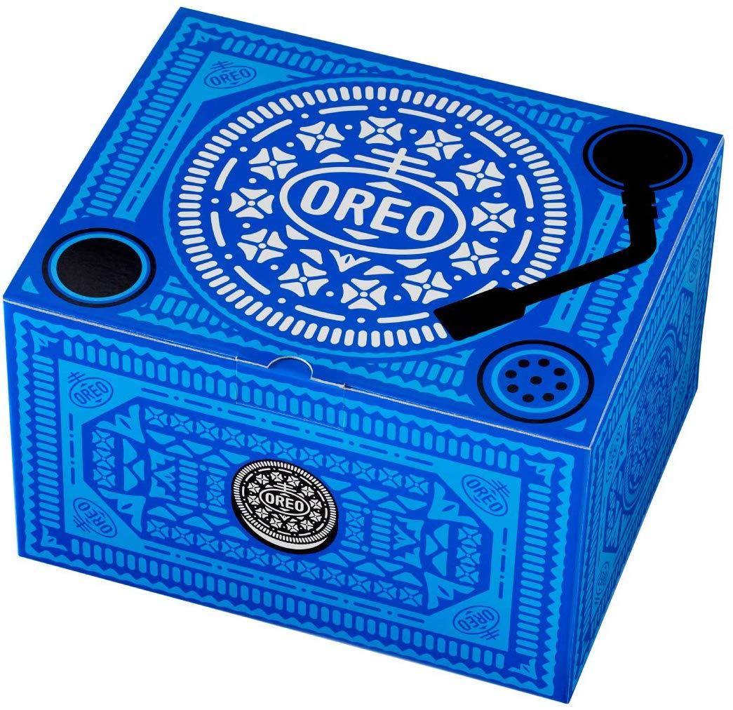 アマゾンでオレオで音楽が聞ける、オレオミュージックボックスの割引クーポンを配信中。子供の遊びにどうぞ。