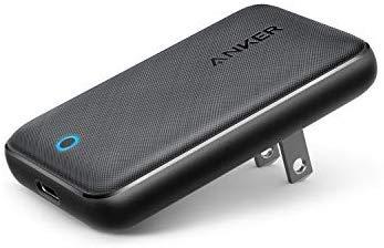 アマゾンでAnker PowerPort Atom III Slim (PD対応 30W USB-C 急速充電器)がセール中。